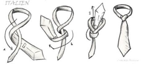 Der_Italienische_Krawattenknoten