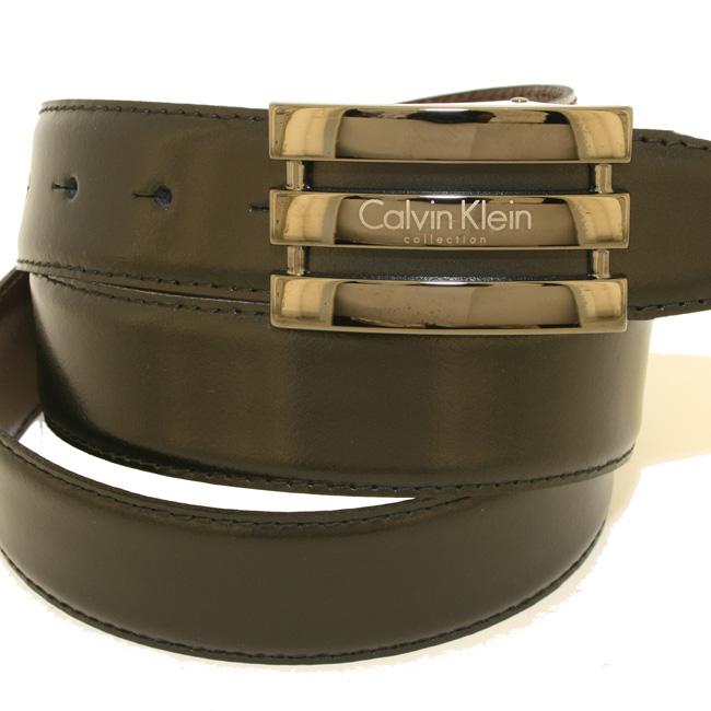 adedec437eb 602007 CEINTURE CALVIN KLEIN Rendez vous sur Cravate Avenue pour voir toute  la sélection de ceintures homme Calvin Klein.