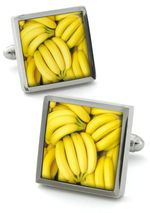 Cufflinks Banana