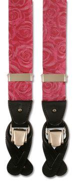 Braces Rose Pink