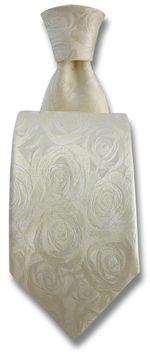 Tie Rose Ivory