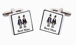 6802 Contemporary Best Man