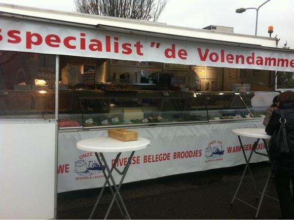 Street food en Hollande