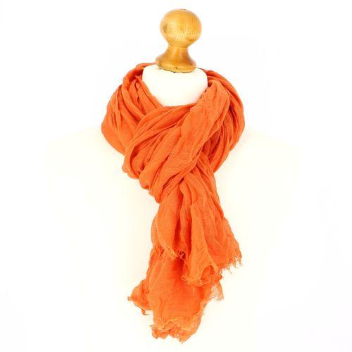Chèche homme, Orange