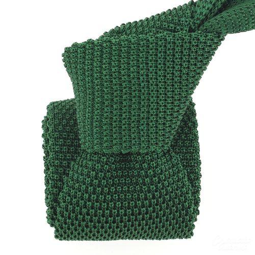 Cravate Tricot, Vert green de Golf