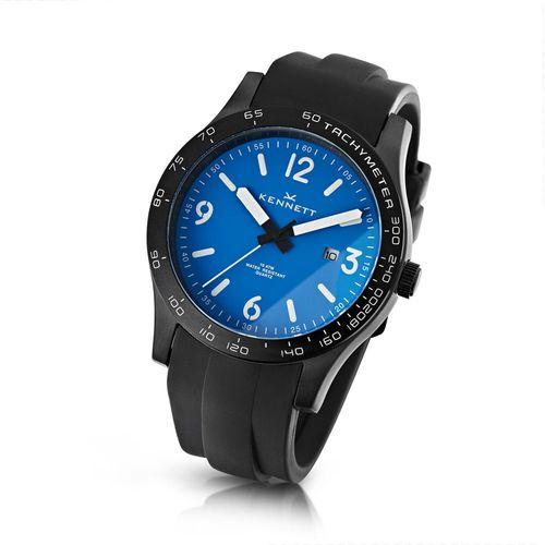 Montre, Kennett Illumin8 - bleu