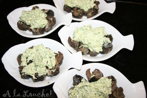 Escargots de bourgogne beurre ail et persil recette a la louche - Cuisiner les escargots de bourgogne ...