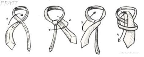 Pratt_tie_knot_how_to_tie_a_tie