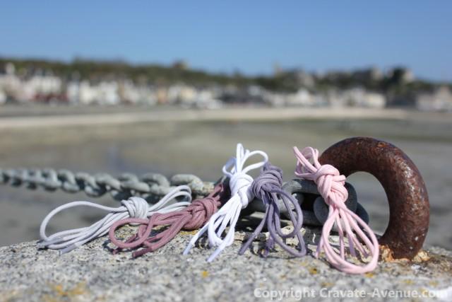 Cancale lacets de couleur (6)