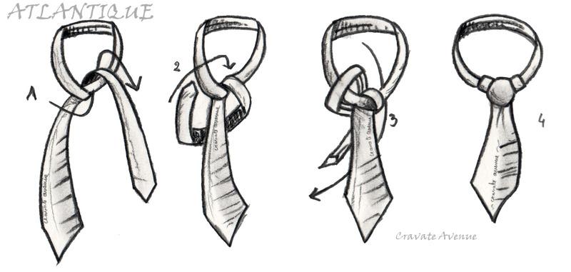 como hacer un nudo de corbata (ilustrado con imagenes)